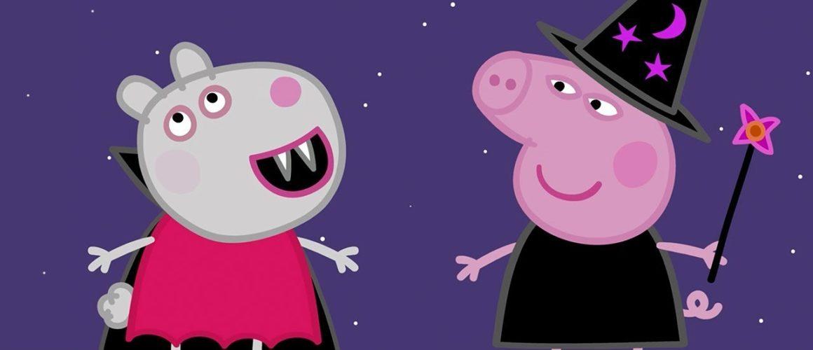 Le Dessin Anime Peppa Pig Et Ses Mysteres Perplexes Recit