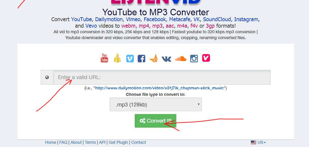 télécharger musique youtube sur clé usb